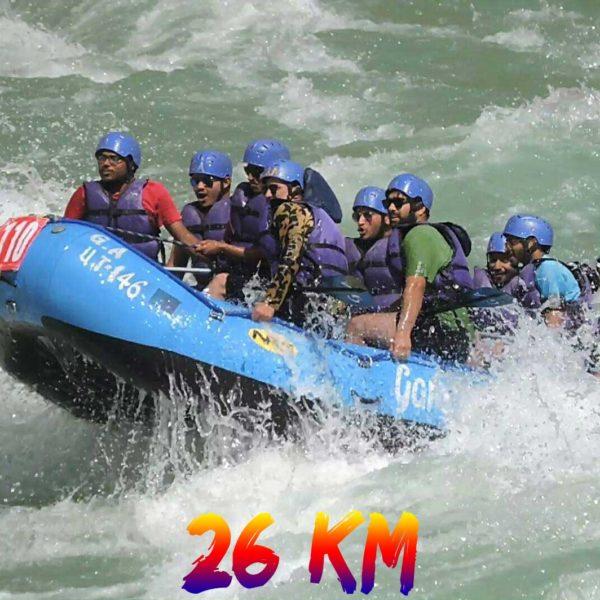 Garhwal Adventure rafting