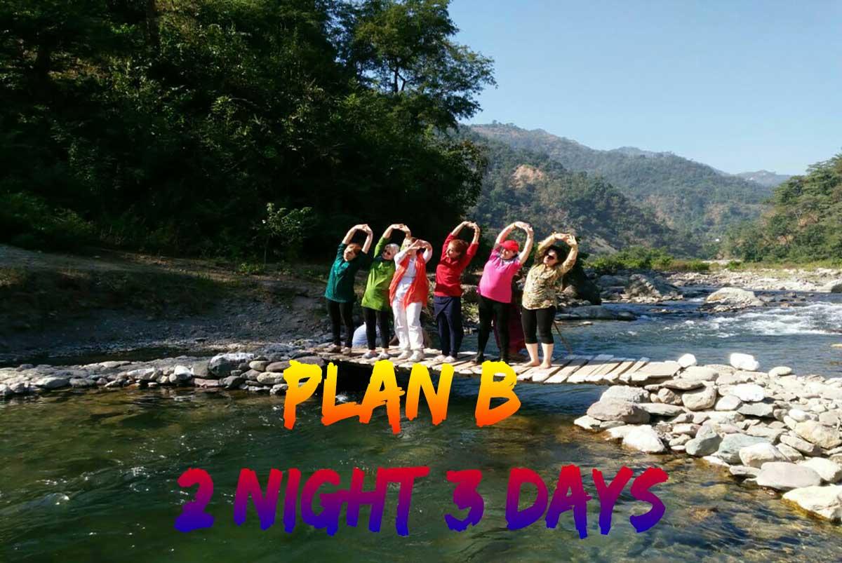 Garhwal Adventure camp